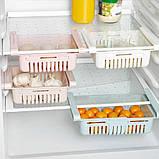 Органайзер в холодильник refrigerator shelf, фото 3