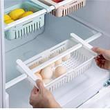 Органайзер в холодильник refrigerator shelf, фото 2