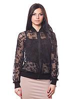Изящная женская кофта из кружева (S-2XL), фото 1