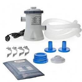 Картріджний фільтр насос Intex 28602, 1 250 л/год, тип H