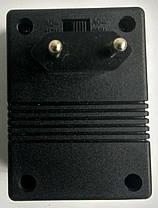 Адаптер WL-S3 з переключателем 110V/220V (80W), фото 2