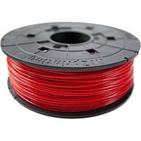 Пластик для 3D-принтера XYZprinting ABS 1.75мм/0.6кг Filament Cartridge, Red (RF10XXEU03B)