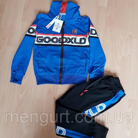 Спортивный костюм для мальчиков  Венгрия 134-164 GRACE, фото 2
