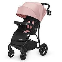 Детская прогулочная коляска Kinderkraft Cruiser Pink (Киндеркрафт)
