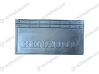 Брызговик RENAULT (задний) 645х345 мм