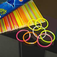 Неонові браслети, палички, фото 2