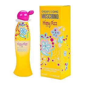 Moschino Cheap & Chic Hippy Fizz (цветочно-фруктовый аромат) духи Женская туалетная вода | Реплика