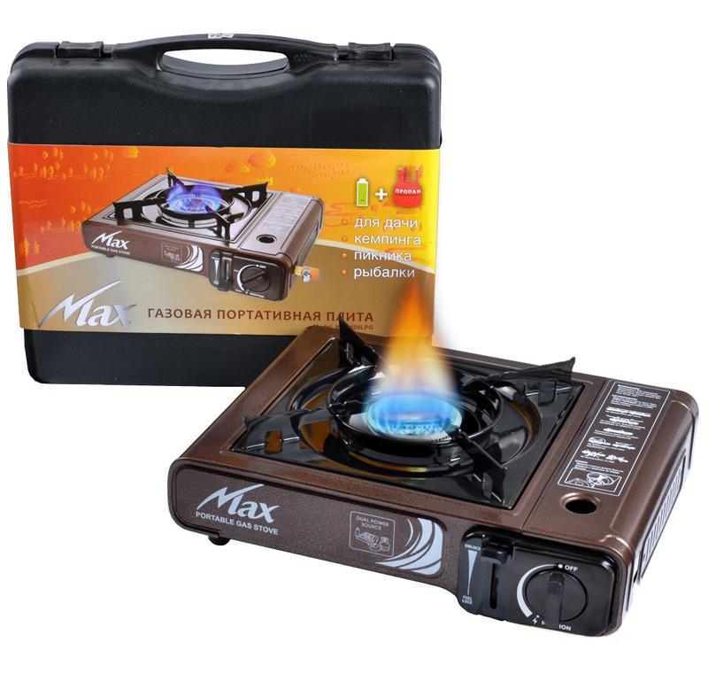 Портативная газовая плита MS-2500LPG. MAXsun (Корея)