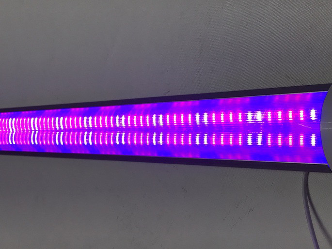 Світлодіодний фитосветильник SL-36F 36W IP20 лінійний (fito spectrum led) Код.59208