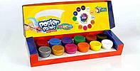 Краски стендовые (плакатные) 12 цветов 20 мл (12003239)