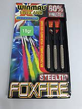Дротики дартс Winmau Англия FoxFire 16 и 18 грамм, фото 2