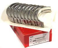 Вкладыши коренные STD на Рено Трафик 01- 1.9dCi — GLYCO (Германия) H1101/5STD