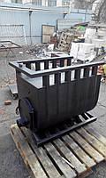 Канадська піч Аква Булерьян (буллер) тип 03 - 750 м3 25-27кВт