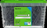 Саморез для гипсокартона 3,5х41, c фосфат. покр., PH2, упак. - 900 шт, Швеция, фото 2