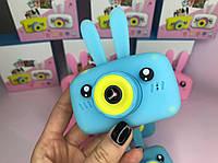 Детский цифровой фотоаппарат Smart Kids Camera 3 Series 20MP Full HD 1080P (Blue)