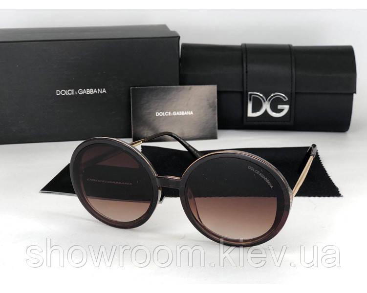 Жіночі сонцезахисні окуляри (4044) brown