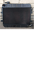 Радиатор водяного охлаждения медный  ваз 2101 (2 ряд)