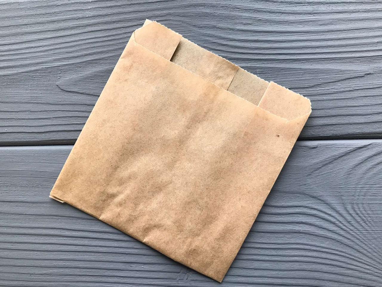 Упаковка для картофеля фри 115х110х50 мм 88Ф