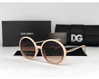 Жіночі сонцезахисні окуляри (4044) rose, фото 1