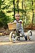 Балансирующий велосипед трехколесный, цвет оливковый Trybike, фото 4