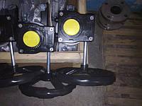 Редуктор червячный в алюминевом корпусе для затворов (заслонки дисковые типа батерфляй),кранов шаровых