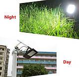 Уличный светодиодный прожектор на солнечной батарее 120 LED 3.7 В/10 000 мАч, фото 2