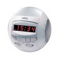 Радио + Часы AEG MRC 4109