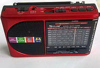 Портативний радіоприймач Golon RX-6688 red