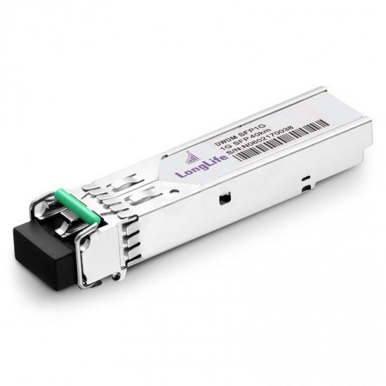 LongLife SFP DWDM 1G  LC 40KM LC DDM TX1537.4nm  - DDM