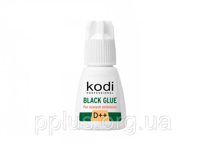Клей для ресниц Black D++ Kodi Professional 10 г, фото 2