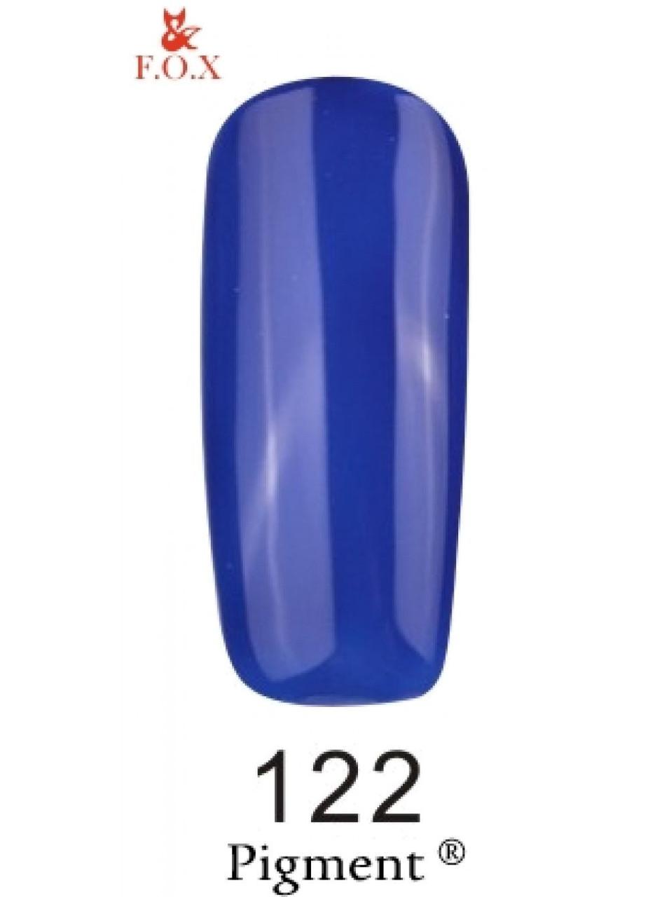 122 F.O.X gel-polish gold Pigment 6 мл