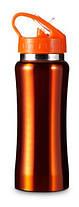 Бутылка спортивная из нержавеющей стали 600 мл V4656, фото 3