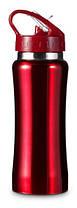 Бутылка спортивная из нержавеющей стали 600 мл V4656, фото 2