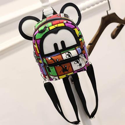 Женский рюкзак ушки, фото 2
