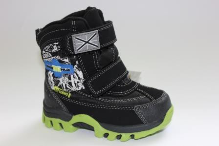 c71721b53 Детские зимние термо ботинки для мальчиков ТМ B&G 23р.: продажа ...