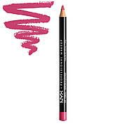 NYX Карандаш для губ Slim Lip Pencil №816 (fuchsia)
