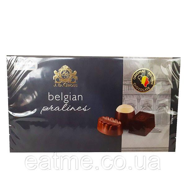 J.D. GROSS Ассорти конфет пралине из бельгийского шоколада