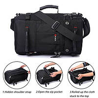 Туристический рюкзак - сумка Kaka дорожный для путешествий  Код 15-0095