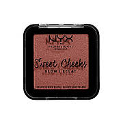 NYX Румяна Sweet Cheeks Creamy Powder Blush Glowy №01 (Totally chill) 5 г