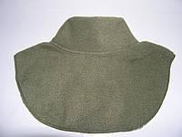 Горлышко  - шарфик  оливковый