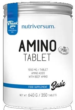 Аминокислоты Nutriversum - Amino Tablet Basic (350 таблеток)