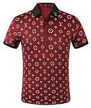 Louis Vuitton Мужская футболка поло луи виттон, фото 4