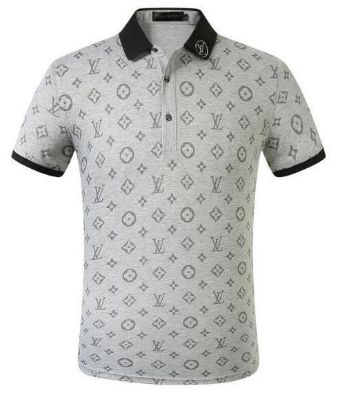 Louis Vuitton Мужская футболка поло луи виттон