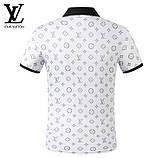 Louis Vuitton Мужская футболка поло луи виттон, фото 7