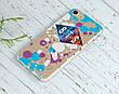 Силиконовый чехол для Apple Iphone XS BTS (БТС) (4026-3365), фото 5