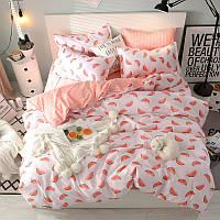 Комплект постельного белья Арбуз (евро) Berni