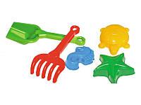 Детский набор для игры в песочнице  ТехноК  2254