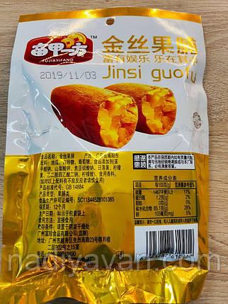 Батат (сладкий картофель) цукаты, фото 2