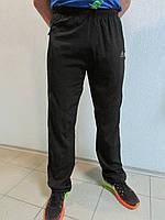 Мужские спортивные штаны черные Adidas 37122-1 код 42б