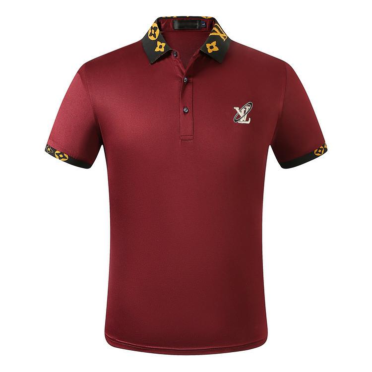 Louis Vuitton Чоловіча футболка поло луї віттон